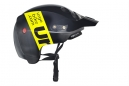 URGE 2014 Casque ENDUR-O-MATIC Band Noir Jaune
