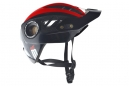 URGE 2014 Casque All-M Noir Rouge