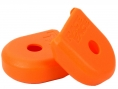 RACE FACE Paire de Protèges Manivelles Alu BOOT PEDAL Orange