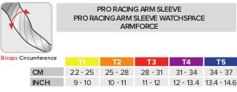 ผลการค้นหารูปภาพสำหรับ compressport proracing arm sleeve
